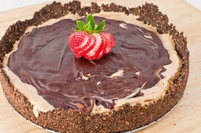 Coffee ice cream pie | Desserts | Pinterest