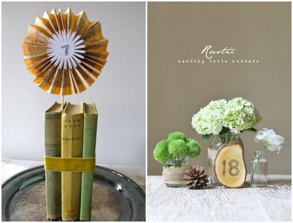 DIY Ideen für Rustikale Hochzeit – Einladungskarten ...
