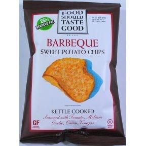 Barbeque Sweet Potato Chips | Food and Drink Vol. V | Pinterest