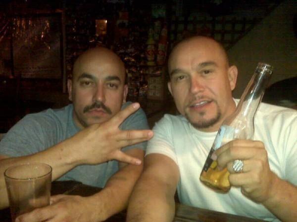 Jenni Rivera's Brother Lupillo & Gus Have a Huge Fight Involving a