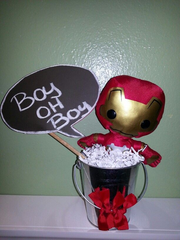 iron man avengers baby shower some day