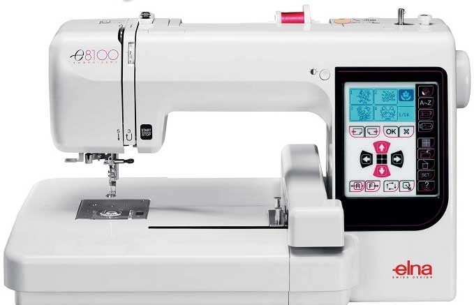 elna 3210 sewing machine review