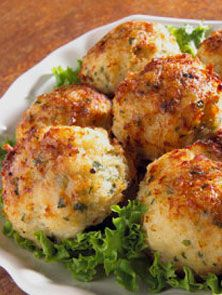Mini Crab Cakes | Food and Fancies | Pinterest
