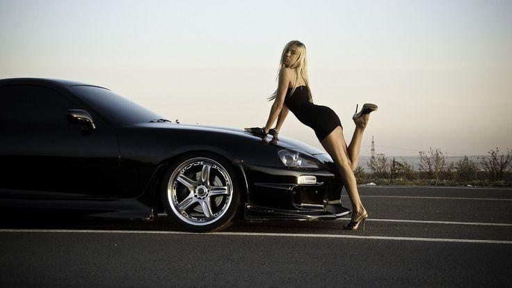 Cool Cars and girls Wa...