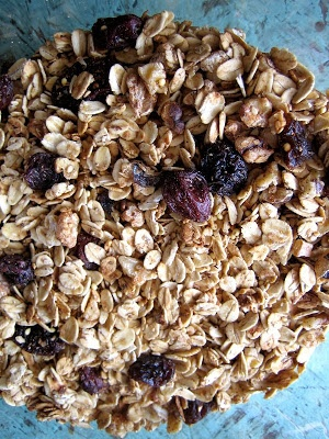 low fat granola with millet   Everybody Likes Sandwiches