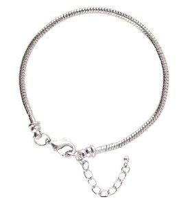 Starter master bracelet for pandora troll biagi and charmilia style