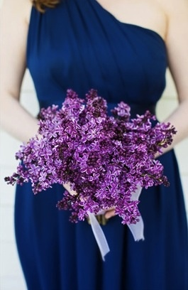 Navy Blue Bridesmaid Dress on Dark Navy Blue Bridesmaid Dresses And Purple       Wedding Inspiration
