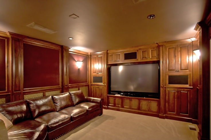 Awesome TV Room Movie Rooms Pinterest