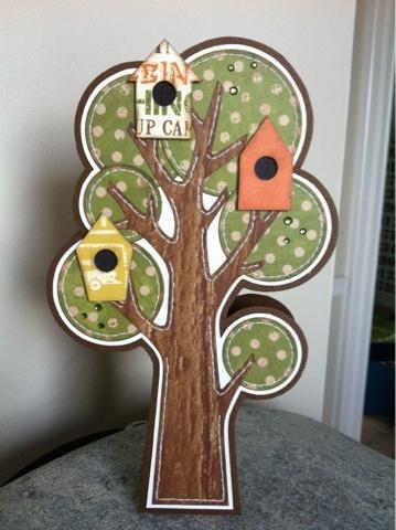 Bydonna skabelon træ