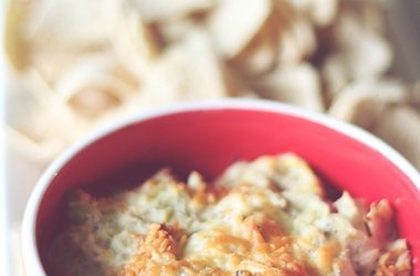 Day 6 Skinny Warm Artichoke Dip | Healthy Appetite | Pinterest