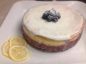 Lemon blackberry cheesecake | Sweet Tooth | Pinterest