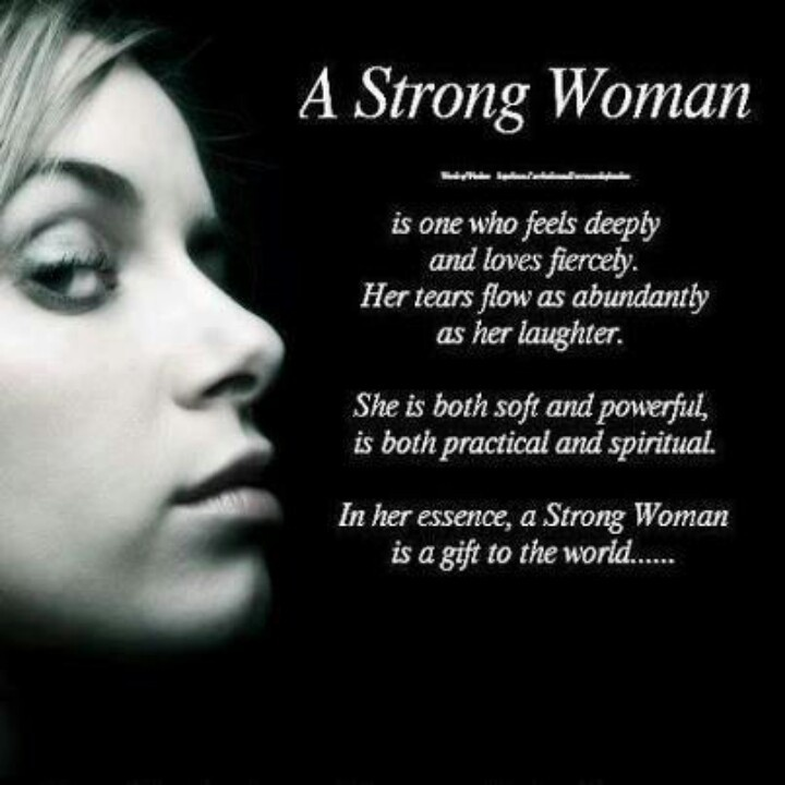 Strong woman Quotes Pinterest