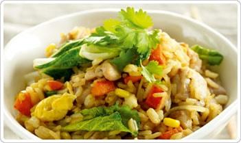 Ms Cole's Chicken Fried Rice Recipe — Dishmaps