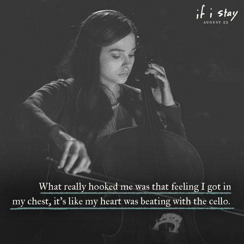 If I Stay Cello Quotes. QuotesGram