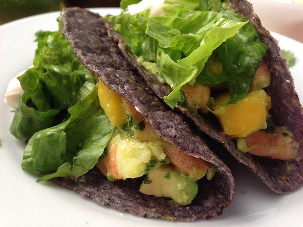 Shrimp-Avocado Tacos | Yummy in my tummy recipes | Pinterest