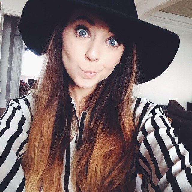 Zoella | Instagram | Pretty Hair | Pinterest
