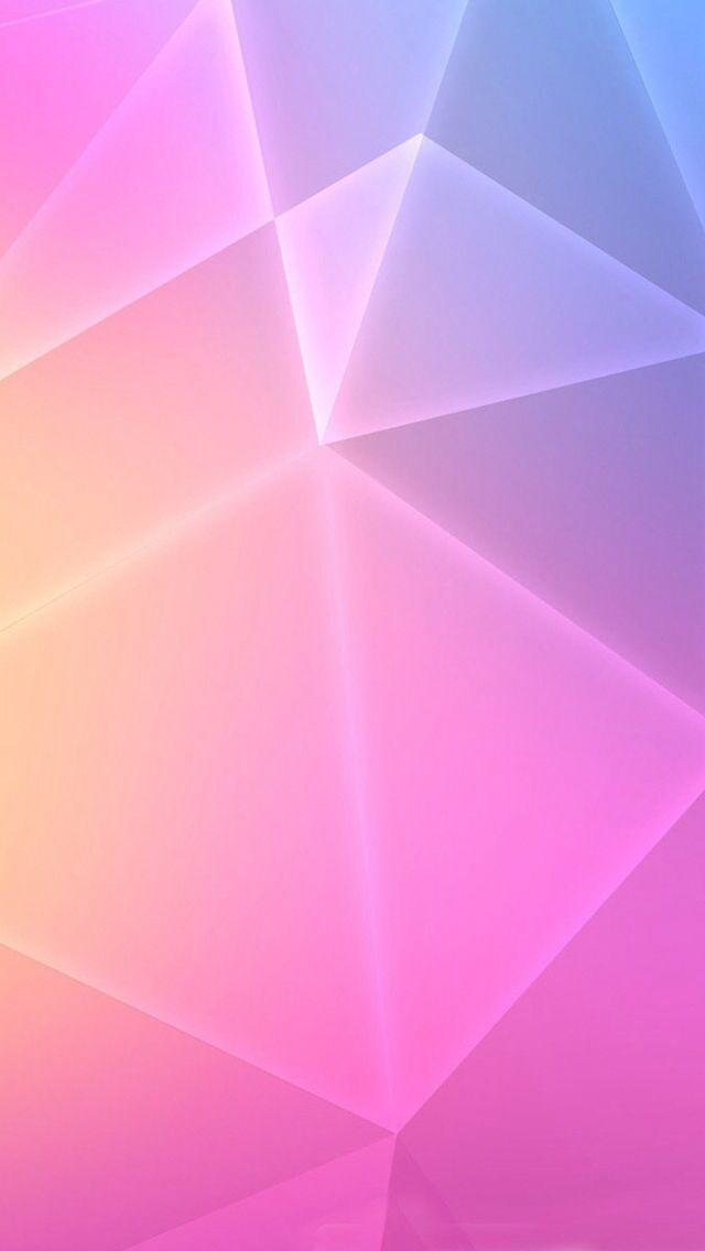 ombre geometric 3d wallpaper - photo #18