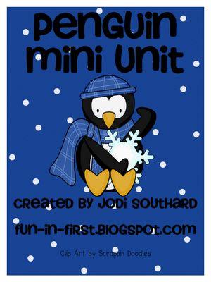 FREE Penguin Mini Unit