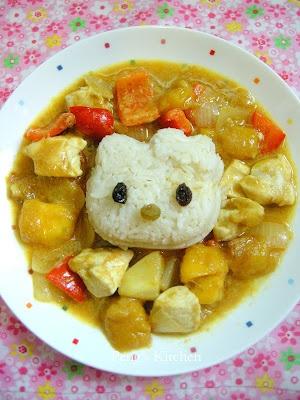 Mango Chicken | Peng's Kitchen | Pinterest