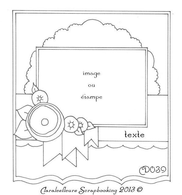 DT Искусство скрапбукинга ...  Карты игла комплект и темы для отвода недели