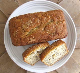 Sour Cream Banana Bread | bread | Pinterest