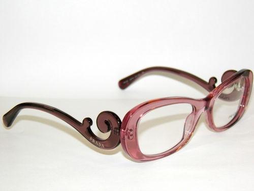 Eyeglasses Frame Prada : PRADA 09P 09PV 09 SPR09PV Eyeglasses Frame