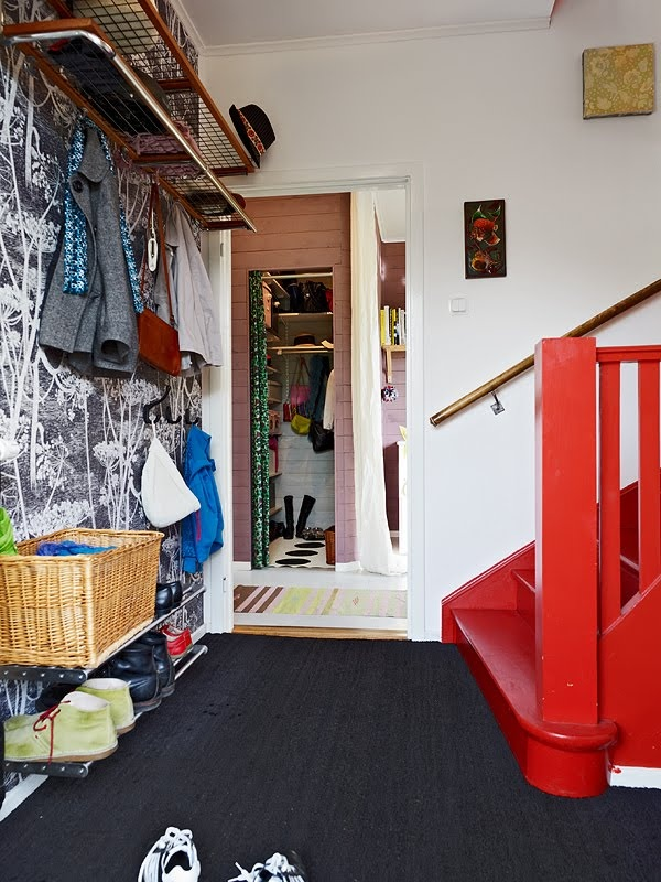 trappa  Stairs and Hall  Pinterest