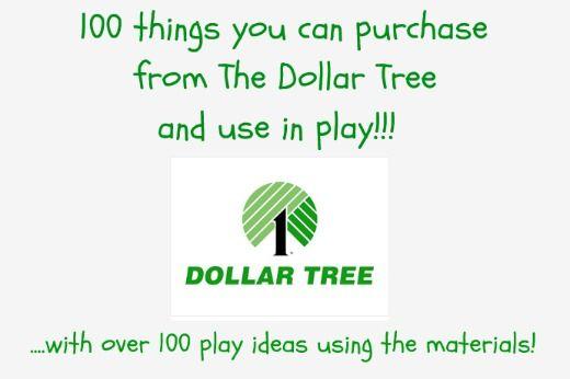 dollar store buys inexpensive fun play ideas