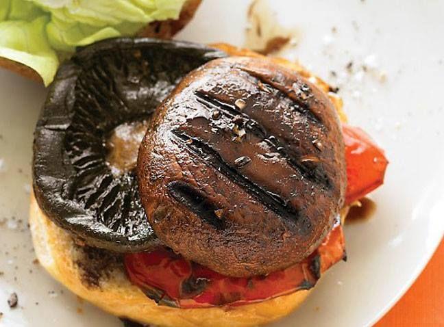 Artichoke and Portobello Simple Gourmet Sandwich Recipe Sundried ...
