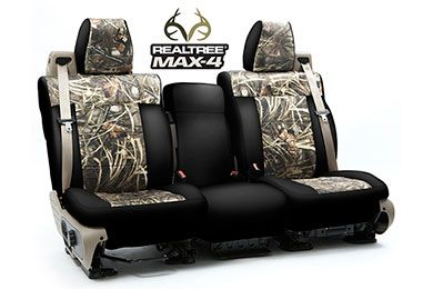 Coverking Camo Neoprene Seat Covers Best Price Free Shipping   Autos