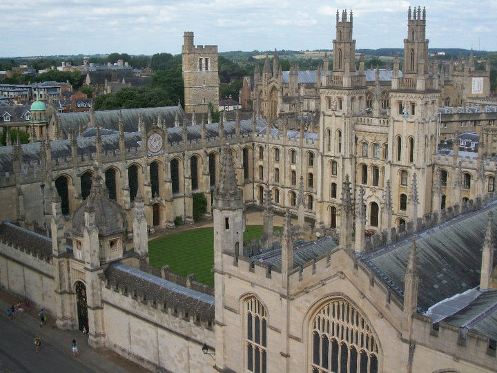 Oxford, England (July 2010)