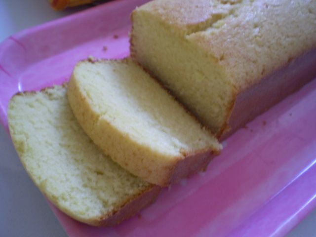 Low Fat Pound Cake | Guilt Free Pud's | Pinterest