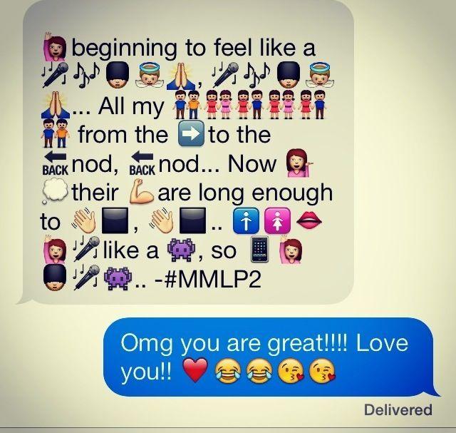 Quotes About Love With Emojis : Instagram Emoji Quotes. QuotesGram