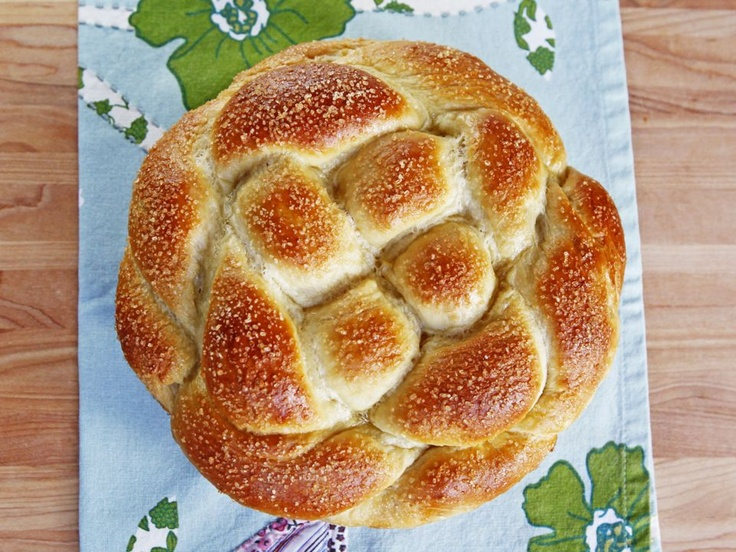 Apple Honey Challah (from The Shiksa in the Kitchen)