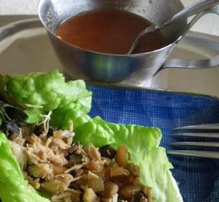 Stir-Fried Chicken Lettuce Wraps | Sandwiches, Snacks, & Hors d'oeuvr...
