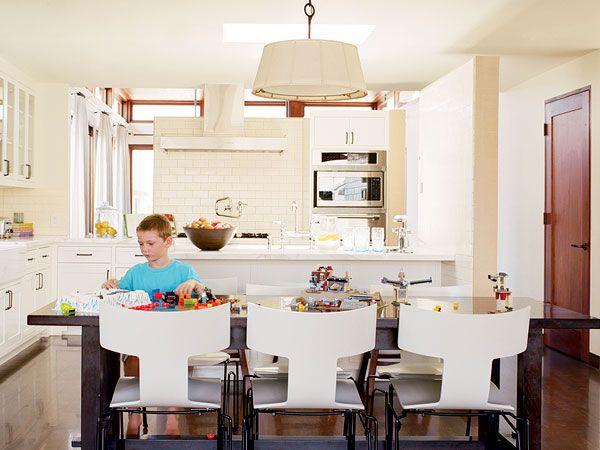 kitchen open to dining room kitchen ideas pinterest