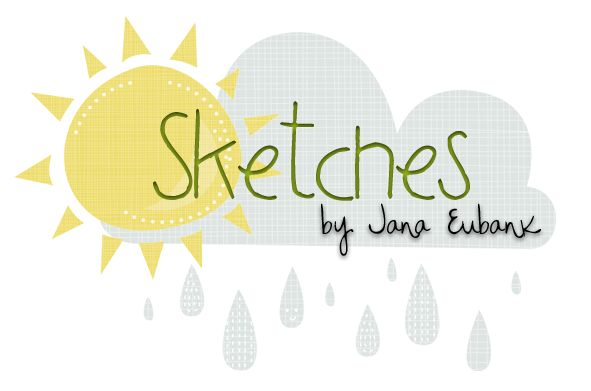 scrapbook sketches with outstanding examples