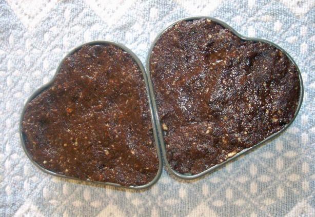 Raw Vegan Pecan Fudge Brownies   Recipe