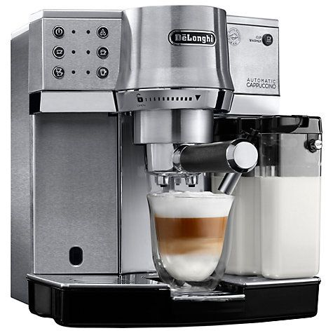 de 39 longhi espresso ec860m coffee machine for the home. Black Bedroom Furniture Sets. Home Design Ideas