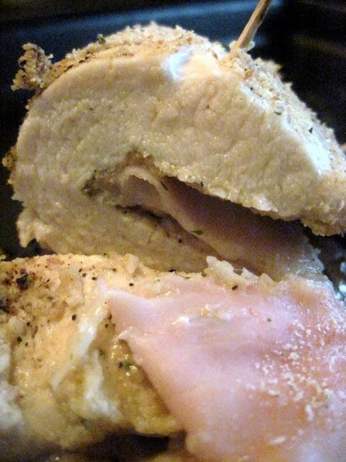 Weeknight chicken cordon bleu. | Recipes From my Blog | Pinterest
