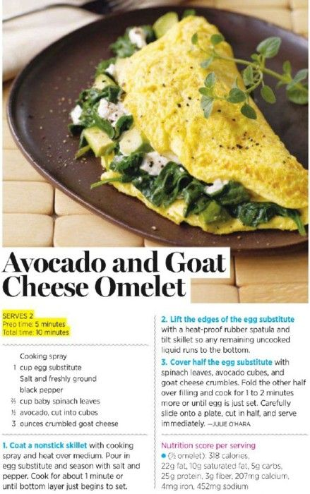 Omelets With Goat Cheese And Raspberries Recipes — Dishmaps