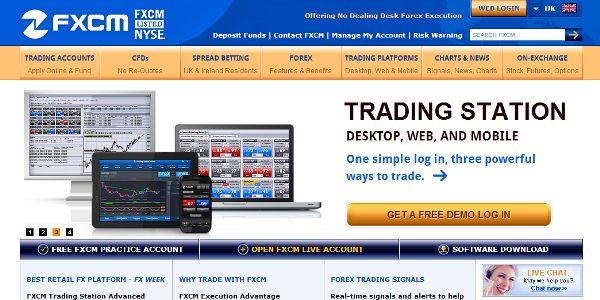 Forex broker no dealing desk