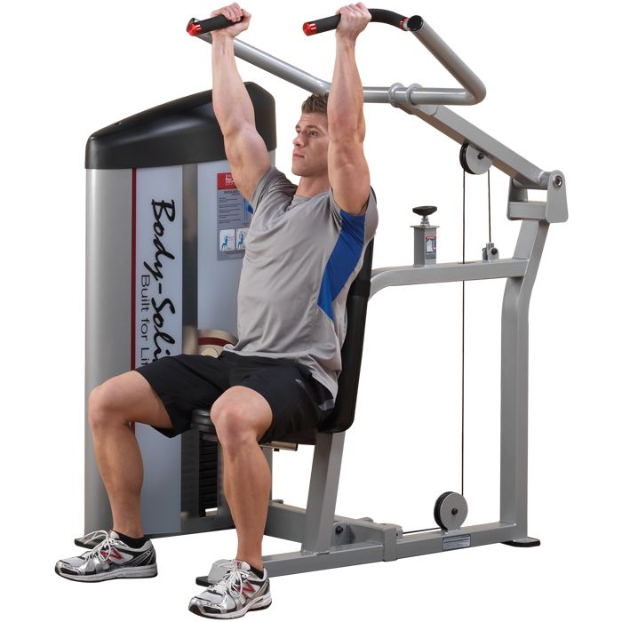 How to Do the Chest Press