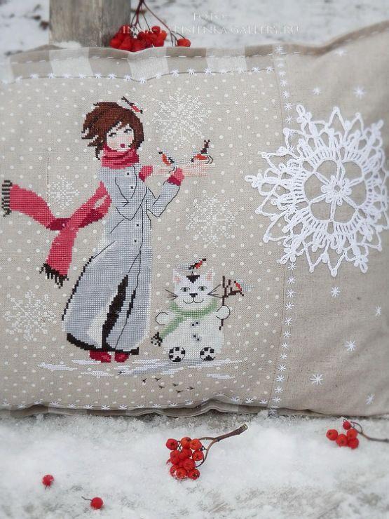Gallery.ru / Photo # 4 - Christmas and New Year - inna-parisienka