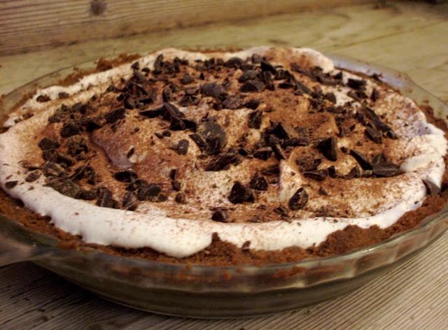Black Bottom Pie | Recipes | Pinterest
