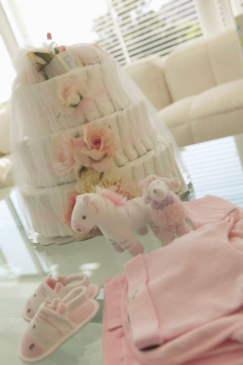 Decoraciones para baby shower de ni a children 39 s parties - Decoracion de baby shower nina ...