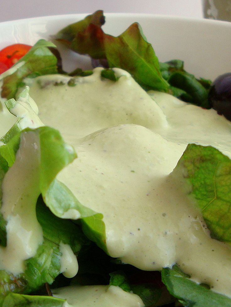 goddess dressing chow s green goddess dressing chow s green svelte ...