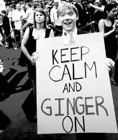 Oh Ron Weasley.