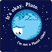 I know...I know...if we say pluto is then all these other things will also be planets too...but I miss pluto....
