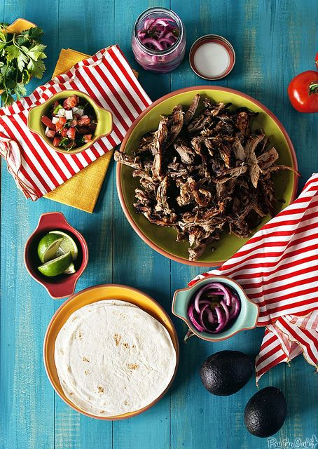 Mexican Pulled Pork {Carnitas} Summary: from: Cook's Illustrated ...